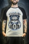 "Remera ""Invisible"" Manga Ranglan"