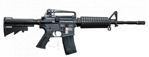 G&P - M4A1 COLT - FULL METAL