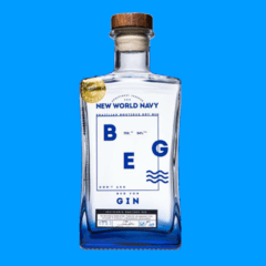 Gin BEG - New World Navy 750ml