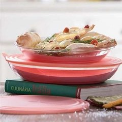 LUXURY BOWL  CORAL  1.5 lt   TUPPERWARE - comprar online