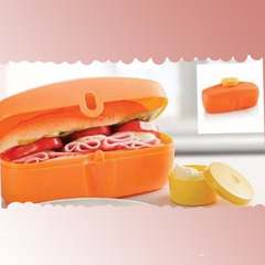 SANDWICHERA  - PRACTI BAGUETTE  400 ml  TUPPERWARE