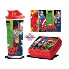SANDWICHERA AVENGERS 650 ml TUPPERWARE