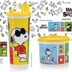 SNOOPY PRACTIVASO  470ml  TUPPERWARE - comprar online