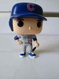 Boneco MLB Anthony Rizzo Chicago Cubs Funko POP Figurine