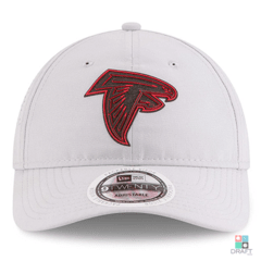 Boné Atlanta Falcons New Era NFL Training 39THIRTY Draft Store