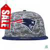 Boné Aba Reta NFL New England Patriots Salute to Service New Era Cap Draft Store Tom Brady
