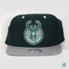Boné Aba Reta NBA MILWAUKEE BUCKS Mitchell & Ness (Strapback) Draft Store