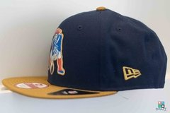 Boné Aba Reta NFL New England Patriots New Era Throwback 9FIFTY Draft Store
