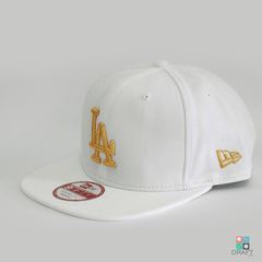 Boné Aba Reta MLB Los Angeles Dodgers New Era 9Fifty Snapback Draft Store