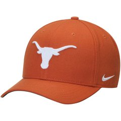 Boné College Football Texas Longhorns Nike Dri-Fit Ajustável Draft Store