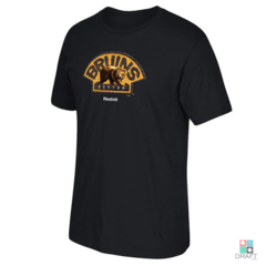 Camisa NHL Reebok Boston Bruins Mascot T-Shirt Draft Store