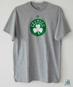 Camisa Majestic NBA Boston Celtics Logo T-Shirt Draft Store