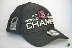 Boné MLB Boston Red Sox New Era World Series Champ 39THIRTY Draft Store