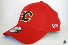 Boné Calgary Flames New Era NHL Team Classic 39THIRTY Draft Store