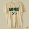 Camisa NFL Green Bay Packers Mitchell & Ness - Branca Draft Store