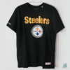 Camisa NFL Pittsburgh Steelers Mitchell & Ness - Preta Draft Store