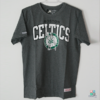 Camisa NBA Boston Celtics Mitchell & Ness Team - Cinza Draft Store