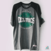 Camisa Mitchell & Ness NBA Boston Celtics T-Shirt Draft Store