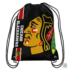 Backpack NHL Chicago Blackhawks Forever Collectibles Big Logo Draft Store