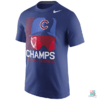 Camisa Nike MLB Chicago Cubs 2016 World Series Champions Draft Store