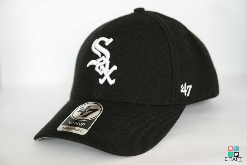 6dcd8caa22df7 Boné MLB Chicago White Sox  47 Brand MVP Draft Store