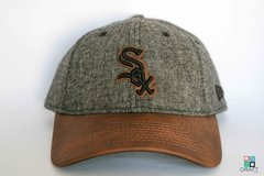 Boné Chicago White Sox New Era MLB Butter Tweed 9Twenty Draft Store