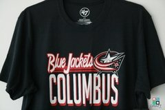Camisa '47 Brand NHL Columbus Blue Jackets Draft Store