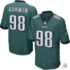 Camisa NFL Connor Barwin Philadelphia Eagles Nike Game Jersey Draft Store