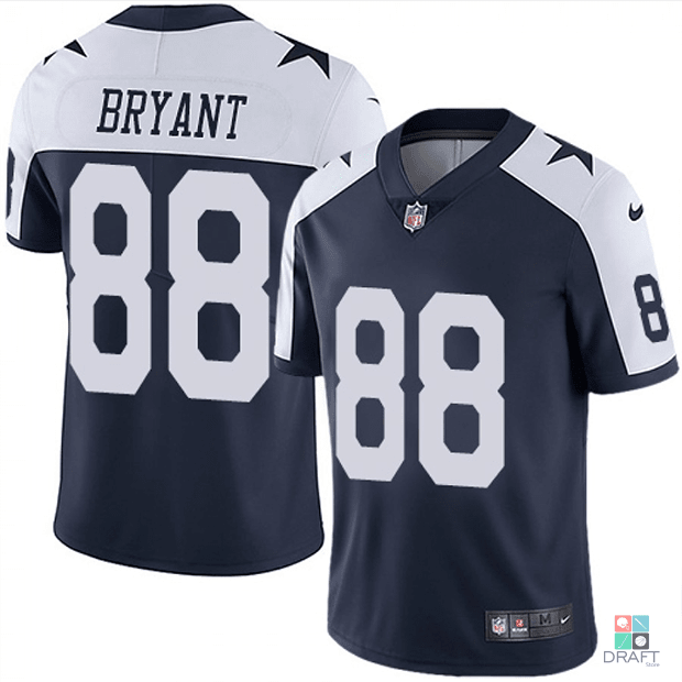 6e274f5847 NFL Bryant Dallas Cowboys Nike THROWBACK Limited Jersey Draft Store
