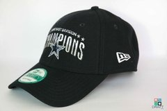 Boné NFL Dallas Cowboys NFC East Division Champions New Era 9FORTY Draft Store