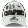 Boné Dallas Cowboys New Era NFL Division Champ 9FORTY Draft Store