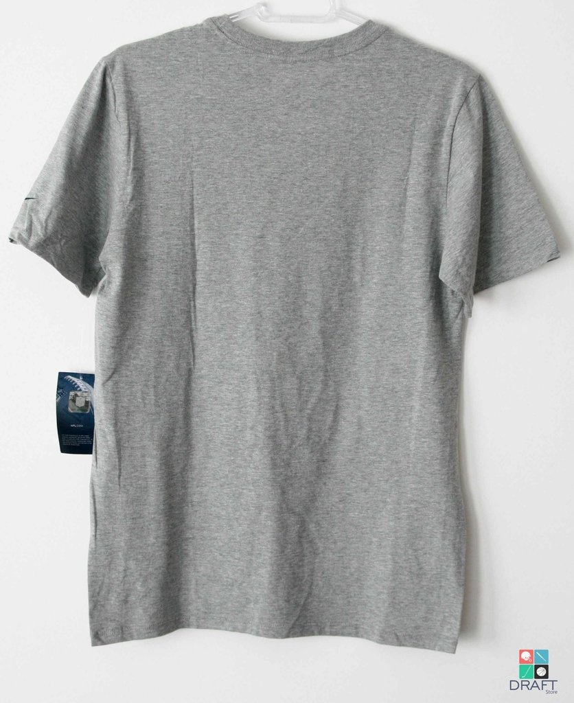 19beb236ad ... Camisa NFL Nike Dallas Cowboys Local Verbiage T-Shirt (Cinza).  Esgotado. 7%. OFF