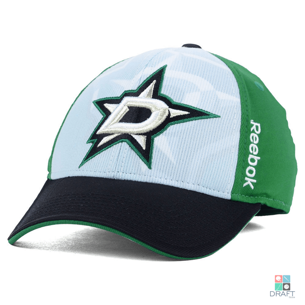 save off a755a 84008 Boné Dallas Stars Reebok NHL Draft Store