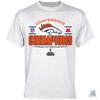 Camisa NFL Trophy Collection Denver Broncos AFC Champions T-Shirt Draft Store