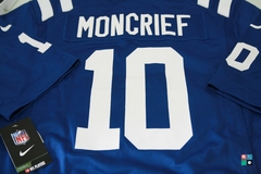 Camisa NFL Indianapolis Colts Donte Moncrief Nike Game Jersey - Home Draft Store