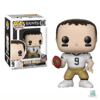 Boneco NFL Drew Brees New Orleans Saints Funko POP Figurine - comprar online