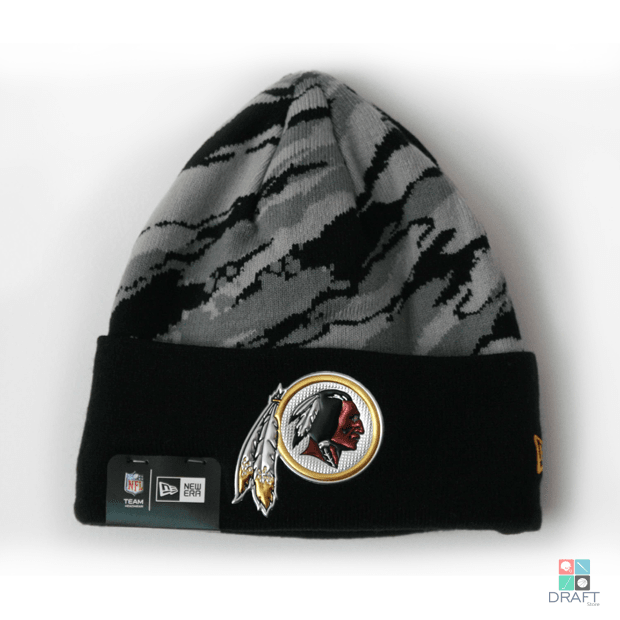 Gorro NFL Washington Redskins New Era Blk 4a5226e12c5