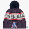 Gorro NFL New England Patriots New Era Sideline Draft Store
