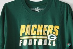 Camisa NFL Green Bay Packers '47 Fade Back Draft Store