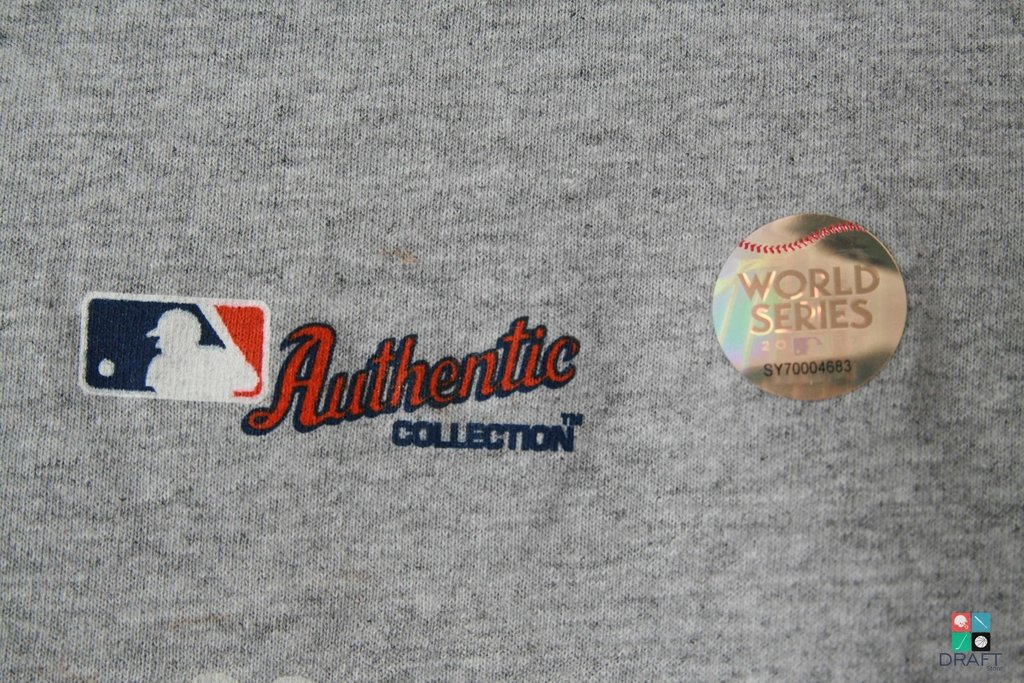 ... MLB Houston Astros Majestic Campeão 2017 World Series. Esgotado. 0%.  OFF. 1 cad869bb93d