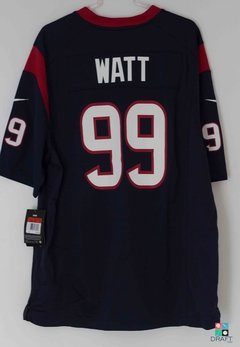 Camisa NFL Houston Texans Adult JJ Watt Nike Game Jersey Draft Store