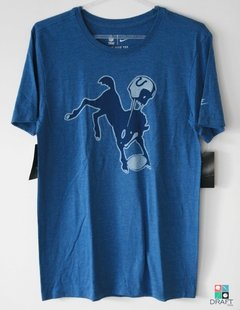 Camisa NFL Nike Indianapolis Colts Historic Logo Draft Store