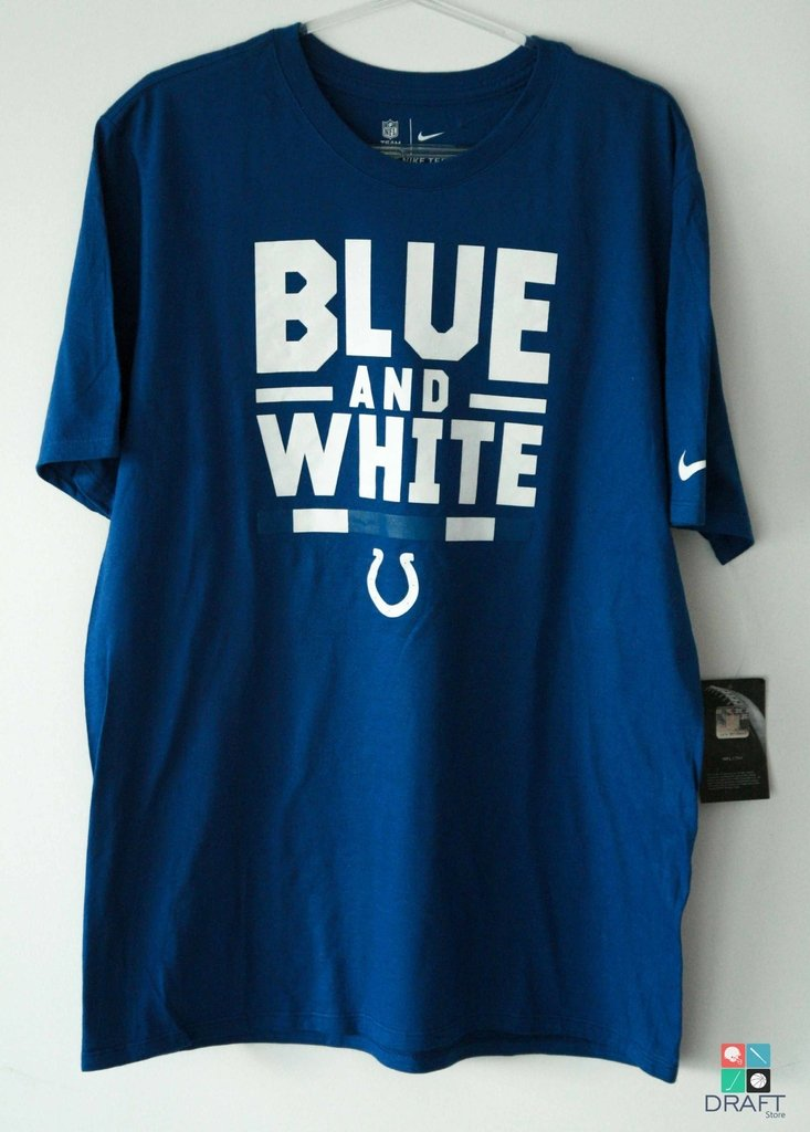 272f5624 Camisa NFL Nike Indianapolis Colts Local Verbiage T-Shirt