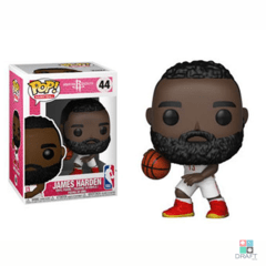 Boneco NBA James Harden Houston Rockets Funko POP Figurine Draft Store