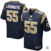 Camisa NFL James Laurinaitis Los Angeles Rams Nike Youth Game Jersey Draft Store