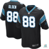 Camisa NFL Carolina Panthers Greg Olsen Nike Game Jersey