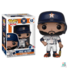 Boneco MLB Jose Altuve Houston Astros Funko POP Figurine Draft Store
