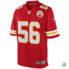 Camisa NFL Kansas City Chiefs Derrick Johnson Nike Limited Jersey Draft Store
