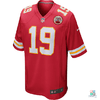 Camisa NFL Kansas City Chiefs Jeremy Maclin Nike Game Jersey Draft Store