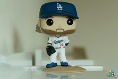 Boneco MLB Clayton Kershaw Los Angeles Dodgers Funko POP Figurine Draft Store
